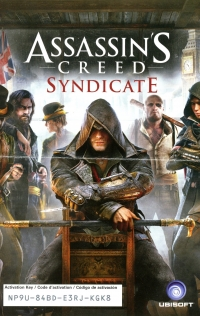 Assasin's Creed Syndicate Box Art