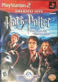 Harry Potter and the Prisoner of Azkaban - Greatest Hits Box Art