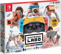 Nintendo Labo: Toy-Con 04 VR Kit Box Art