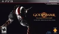 God of War III - Ultimate Edition Box Art