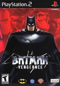 Batman: Vengeance Box Art