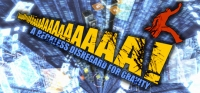 AaaaaAAaaaAAAaaAAAAaAAAAA!!! - A Reckless Disregard for Gravity Box Art