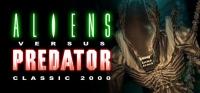 Aliens versus Predator Classic 2000 Box Art