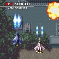 ACA NeoGeo: Aero Fighters 2 Box Art