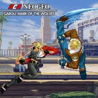 ACA NeoGeo: Garou: Mark of the Wolves Box Art