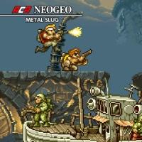 ACA NeoGeo: Metal Slug Box Art