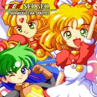 ACA NeoGeo Twinkle Star Sprites Box Art