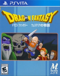 Dragon Fantasy: The Volumes of Westeria Box Art