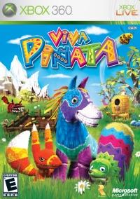 Viva Pinata Box Art