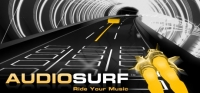AudioSurf Box Art