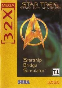 Star Trek: Starfleet Academy: Starship Bridge Simulator Box Art