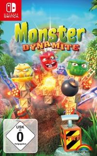 Monster Dynamite [DE] Box Art