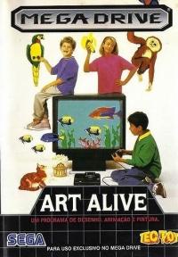 Art Alive Box Art
