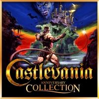 Castlevania Anniversary Collection Box Art