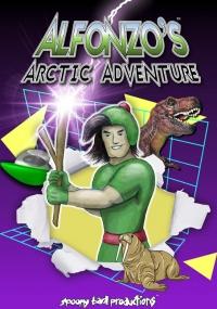 Alfonzo's Arctic Adventure - Special Edition Box Art