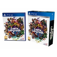 Lapis x Labyrinth - Limited Edition Box Art