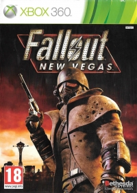 Fallout: New Vegas (PEGI rating) Box Art