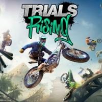 Trials Rising Box Art