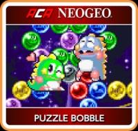 ACA NeoGeo: Puzzle Bobble Box Art