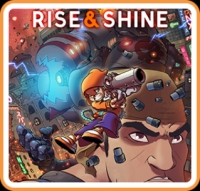 Rise & Shine Box Art