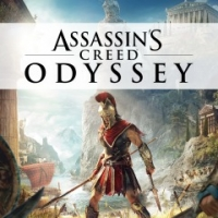 Assassin's Creed Odyssey Box Art