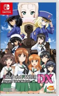 Girls und Panzer Dream Tank Match (Multi-language) Box Art