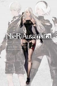 NieR Automata: Short Story Long Box Art