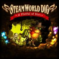 SteamWorld Dig Box Art
