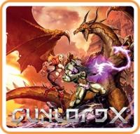 Gunlord X Box Art