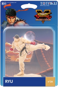 Totaku Collection n.24: Street Fighter V Arcade Edition - Ryu Box Art
