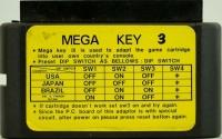 Freetron Mega Key 3 Box Art
