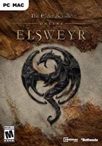 The Elder Scrolls Online: Elsweyr Box Art