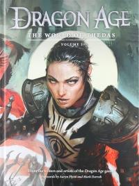 Dragon Age: The World of Thedas Volume 2 Box Art