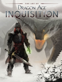 Art of Dragon Age, The: Inquisition HC Box Art