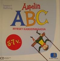 Aapelin ABC: Myrsky kaikkeinmaassa - Jewelcase Box Art