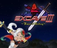 Excave III : Tower of Destiny Box Art