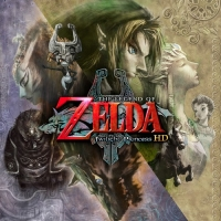 Legend of Zelda, The: Twilight Princess HD Box Art
