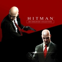 Hitman HD Enhanced Collection Box Art