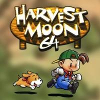Harvest Moon 64 Box Art