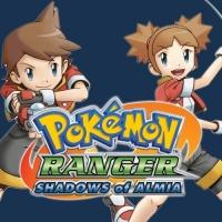 Pokémon Ranger: Shadows of Almia Box Art
