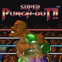 Super Punch-Out!! Box Art