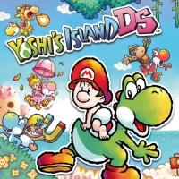 Yoshi's Island DS Box Art