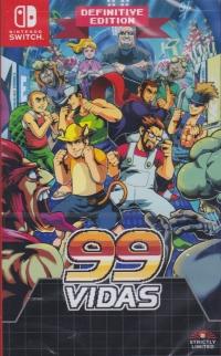 99Vidas - Definitive Edition Box Art