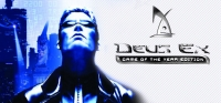 Deus Ex - Game of the Year Edition Box Art