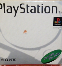 Sony PlayStation SCPH-5502A Box Art