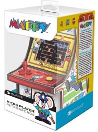 My Arcade Micro Arcade - Mappy Land Box Art