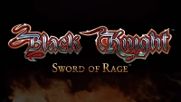 Black Knight: Sword of Rage - Pro Box Art
