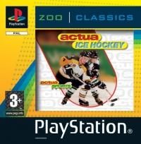 Actua Ice Hockey - Zoo Classics Box Art