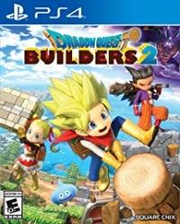Dragon Quest Builders 2 Box Art