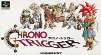 Chrono Trigger Box Art